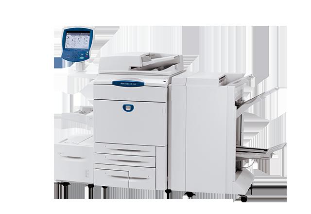 xerox docucolor tiskalnik